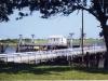 Sunset Beach Swing Bridge